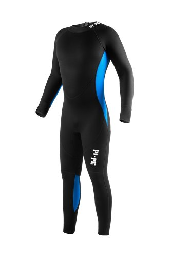 PI-PE - Muta Intera da Uomo Pure in Neoprene, 3 mm