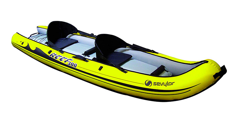 kayak sit on top sevylor